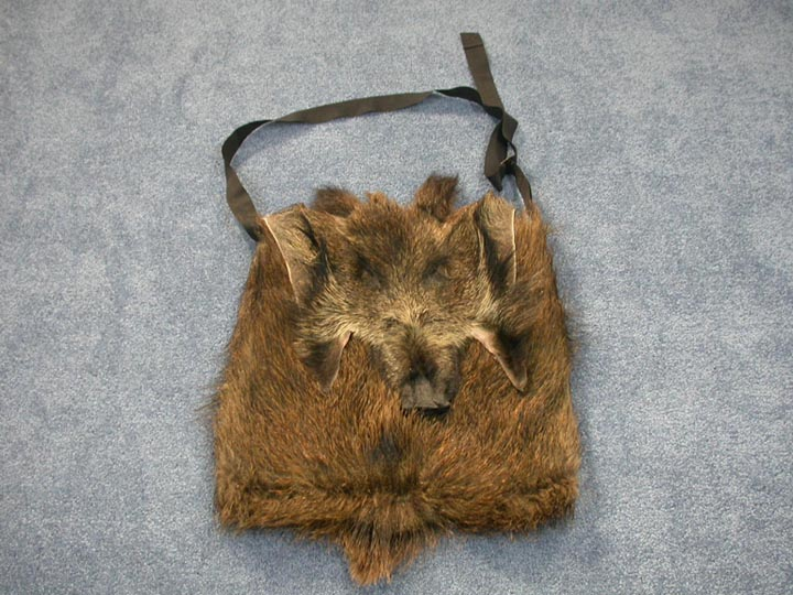 Wild Boar Bag: Assorted