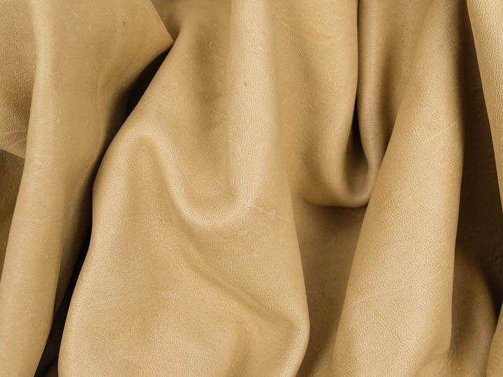 Horse Leather: Reject: Cream: 2.5-3 oz. (sq ft)