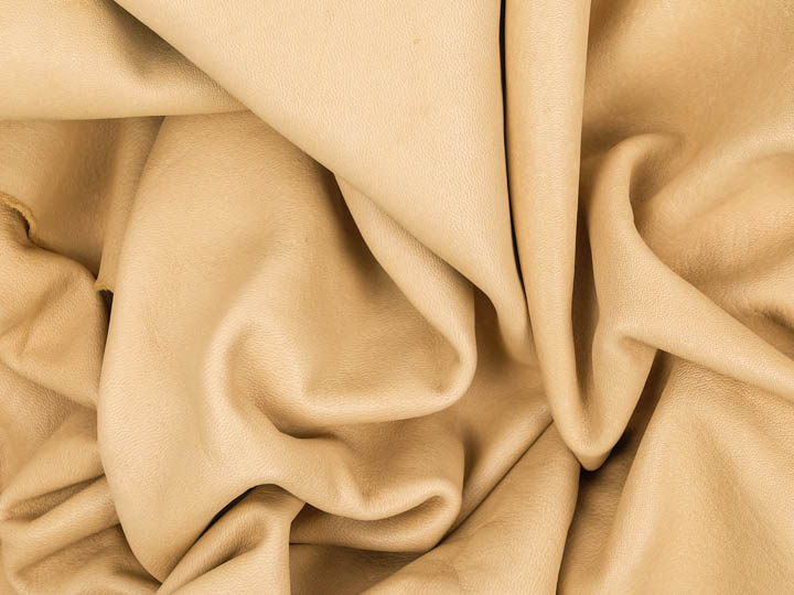 Horse Leather: Tannery Run: Cream: 2.5-3 oz. (sq ft)
