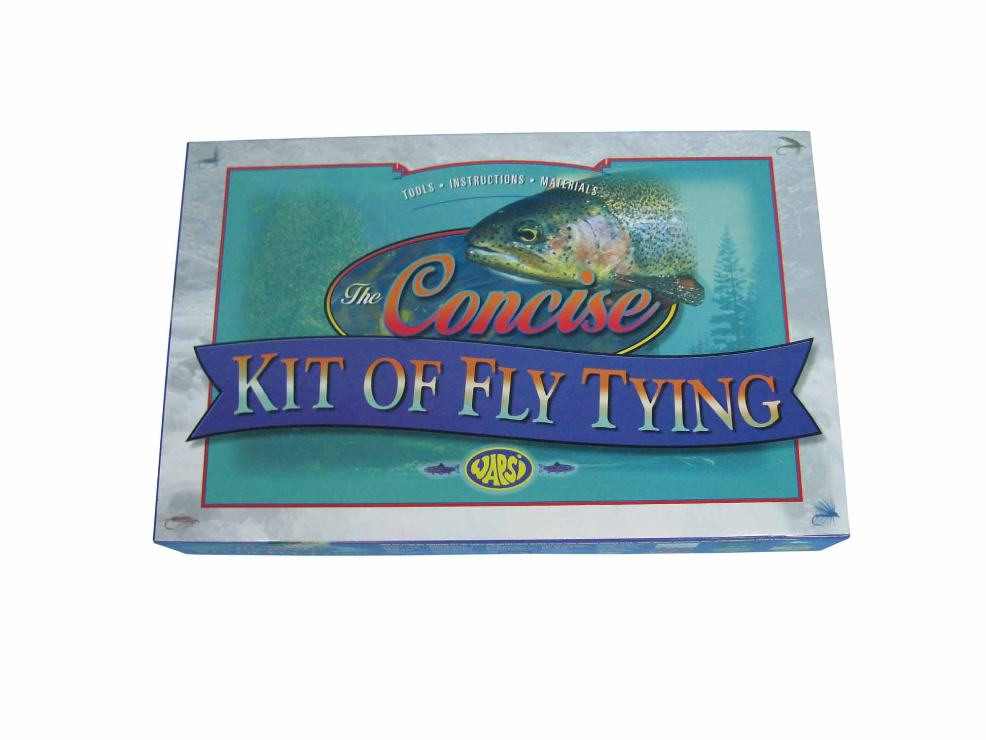 Fly Fishing Concise Starter Kit