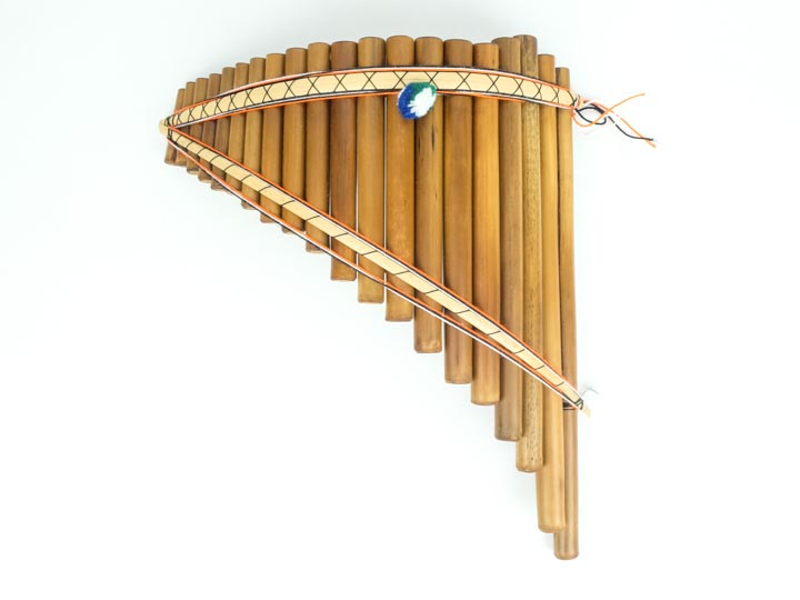 Sisca Pan Flute: Large