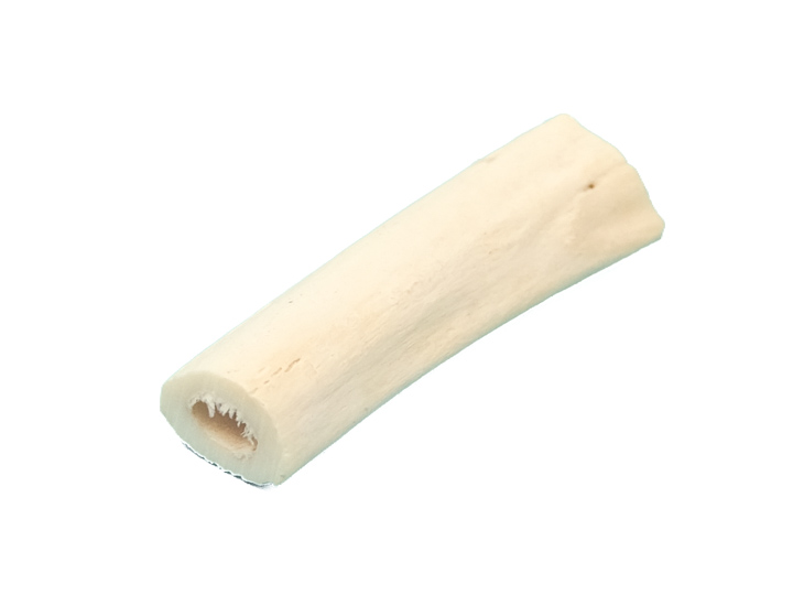 "1.0"" Coyote Bone Hairpipe"