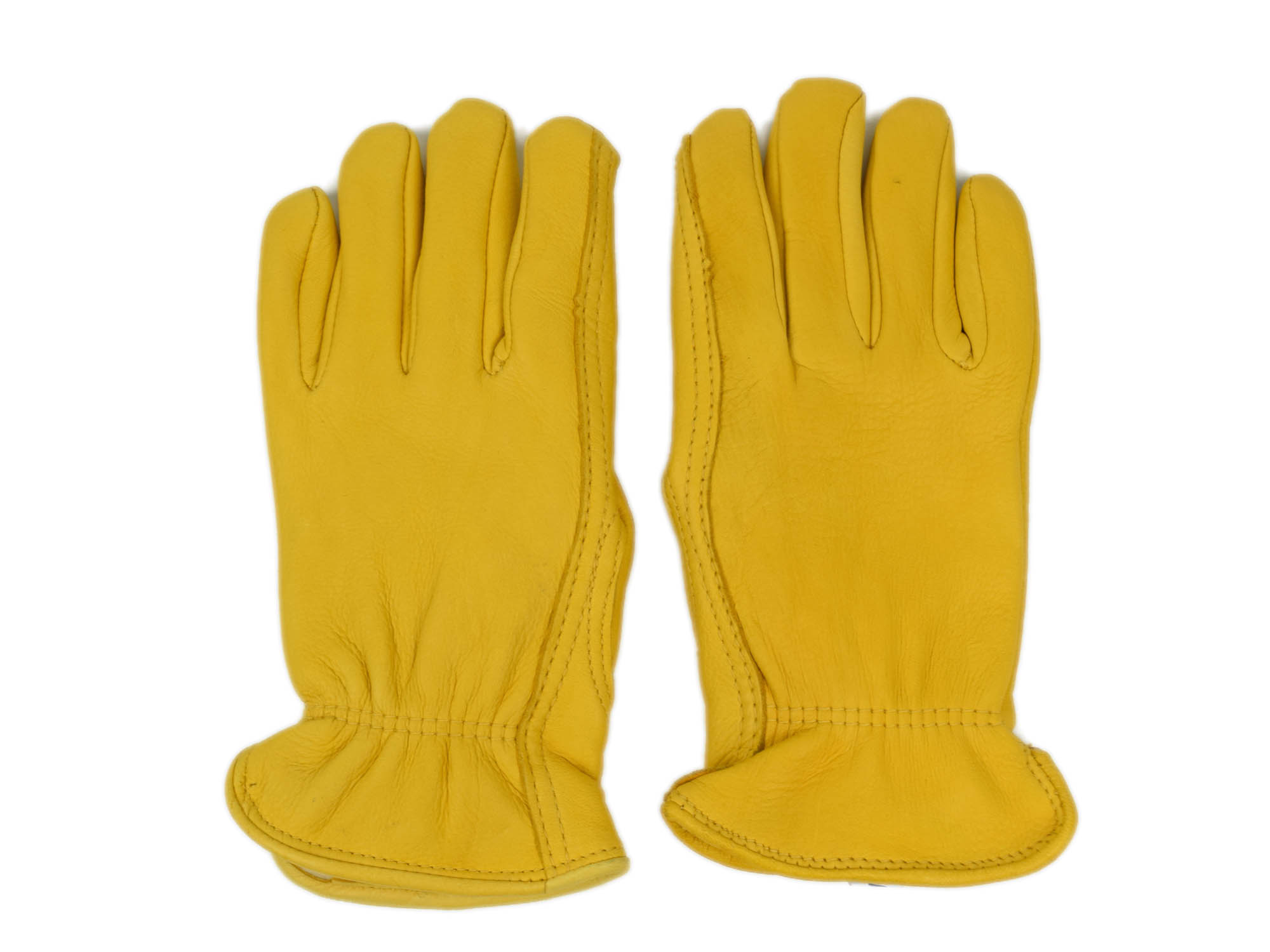Tan Ladies Deerskin Gloves