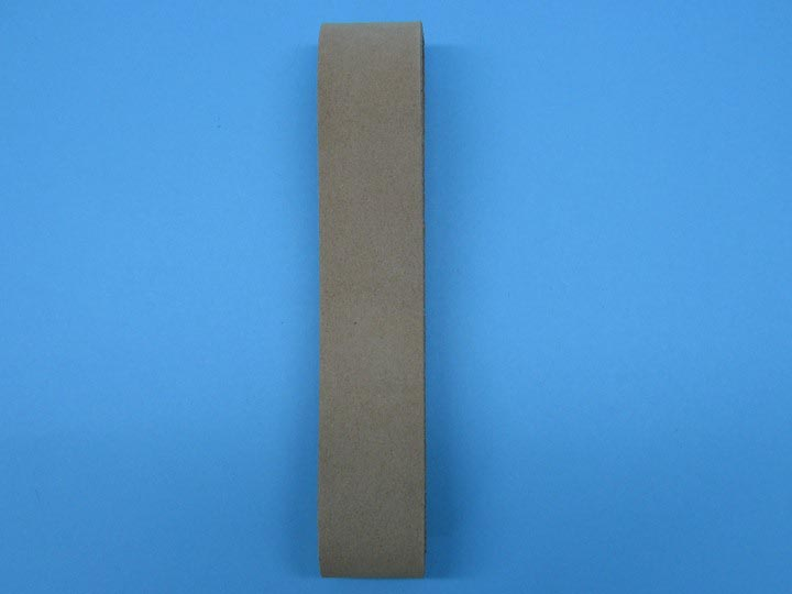"Suede Strip: 1 1/2""x42"": Beige"