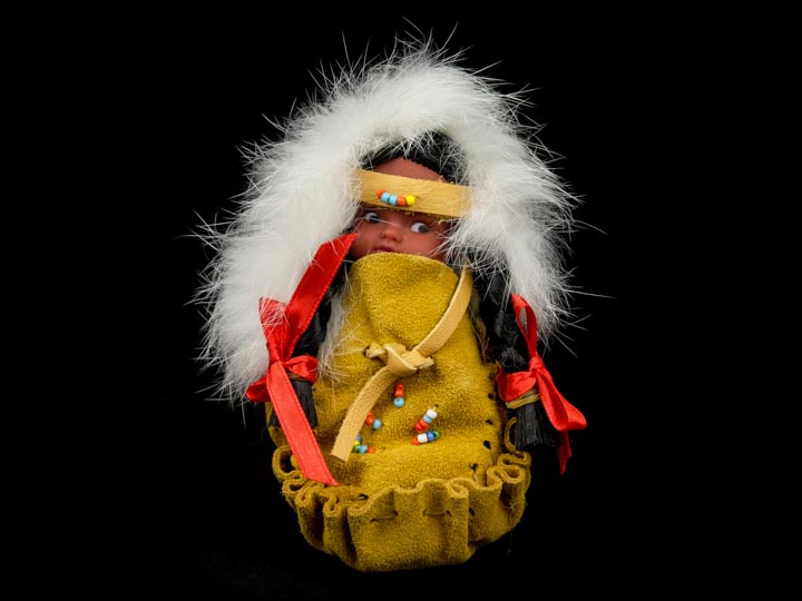 Moccasin Doll