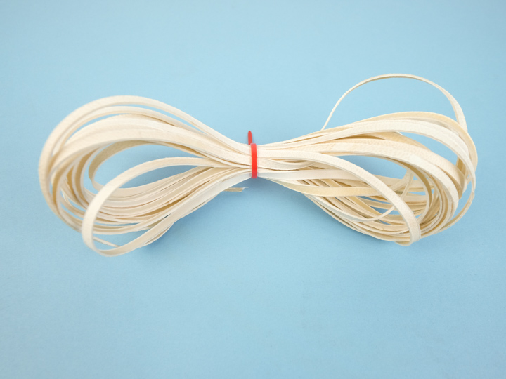 "Goat Rawhide Lace: 1/8"" x 25 ft"