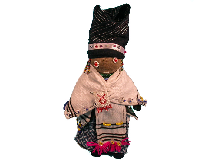 Xhosa Doll: Gallery Item