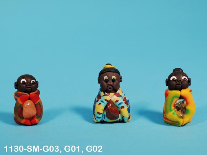 Fimo Clay Doll: Babies: Gallery Item