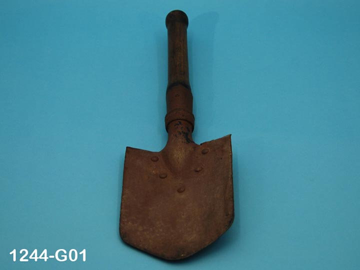 Trench Shovel: Gallery Item