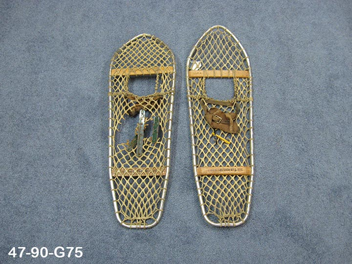 Used Snowshoes: Broken or Single: Gallery Item