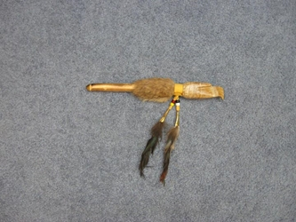 Iroquois Large Eagle Pipe