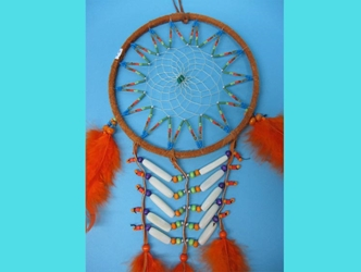 Dreamcatcher with Breastplate: 6.5""