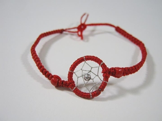 Dreamcatcher Bracelet: Assorted