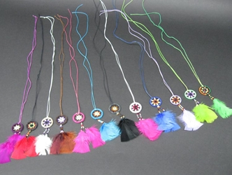 Dreamcatcher Necklace: Assorted