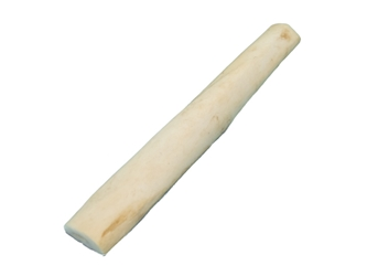 "4.0"" Coyote Bone Hairpipe bone beads"