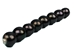 "Big-Hole Pearl 3"" Strand: AAA-: Black: 11mm - 1262-028BK (S)"