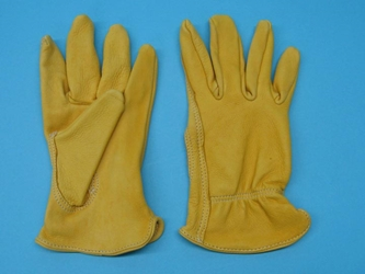 Deer Leather Gloves: Assorted deerskin gloves