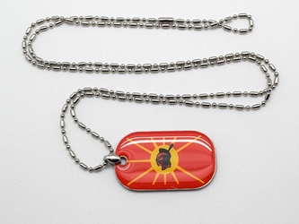 Dog Tag: Mohawk