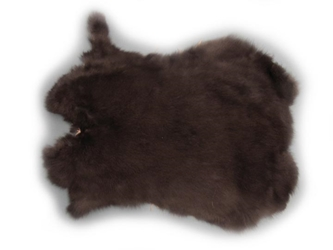 Better Rabbit Skin: Black