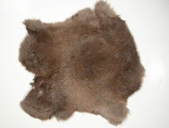Better Rabbit Skin: Medium Brown