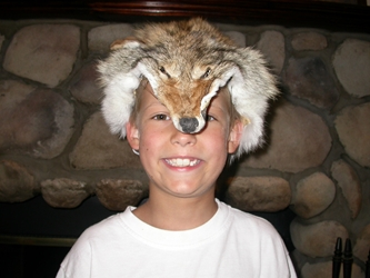 Coyote Face Mask coyote face masks, coyote halloween masks, coyote face halloween masks