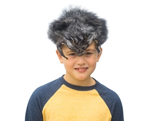 Silver Fox Face Mask silver fox face masks, fox halloween masks, fox face halloween masks