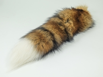"Cross Fox Tail: Jumbo Ranch (16-21"")"