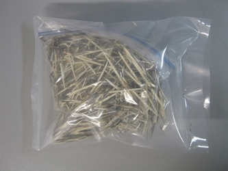 Washed North American Porcupine Quills: 0.5-oz. Bag