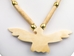 Iroquois Bone Eagle Necklace - 199-104 (G2)