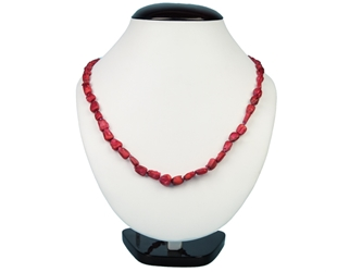 Ojibwa Corn Necklace