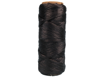 Imitation Sinew: 34 yards/100 feet: Black