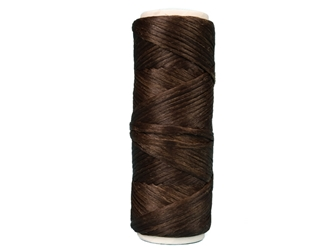 Imitation Sinew: 34 yards/100 feet: Dark Brown