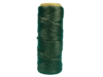 Imitation Sinew: 34 yards/100 feet: Hunter Green