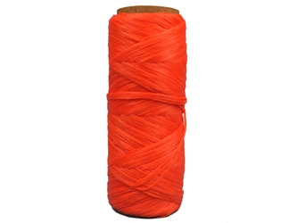Imitation Sinew: 34 yards/100 feet: Orange