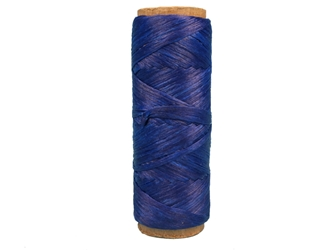 Imitation Sinew: 34 yards/100 feet: Royal Blue