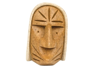 Iroquois False Face Carving: Assorted