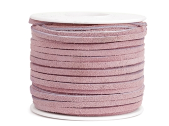 "Suede Lacing 1/8"": Pink"