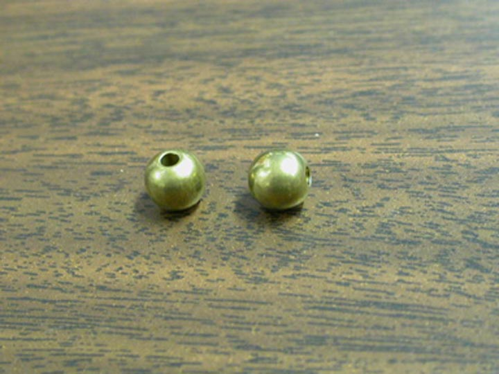 8mm Solid Brass Beads (kg) brass beads