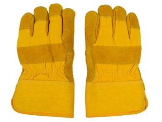 Mens Suede Split Work Glove