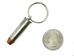 Bullet Keychain: 38 Cal Special Nickel - 42-40-9477 (L17)
