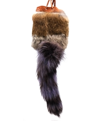 Davy Crockett Bag davy crockett bags, raccoon fur bags