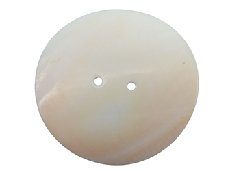 "2.5"" Clam Shell Button"