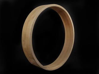 Round Drum Frame wooden drum frames, wood drum frames, tom tom frames