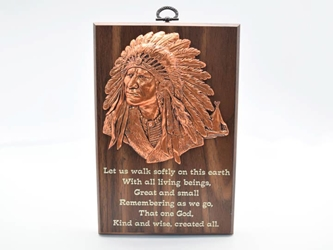 Wisdom Plaque: Great Spirit
