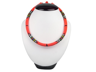 Zulu Necklace: Thin