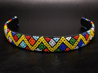 Zulu Headband: Wide headbands