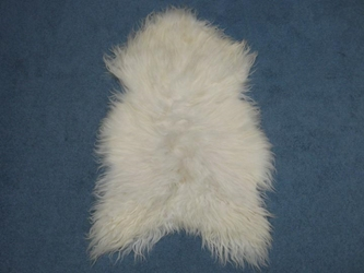 Grade 2 Icelandic Sheepskin: 90-100 cm: Creamy White: Assorted