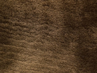 "Dyed Australian Sheepskin Shearling: 1"": Dark Brown (sq ft)"