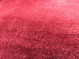 "Dyed Australian Sheepskin Shearling: 1"": Burgundy (sq ft)"