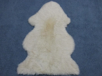Dyed Australian Sheepskin: Champagne: Assorted